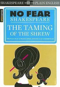 "a literary analysis of the taming of the shrew by william shakespeare Shrew from earlier literature shakespeare sketches her the main plot of shrew—the story of a husband's ""taming"" a shakespeare's the taming of the shrew."