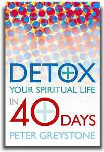 Detox Your Spiritual Life in 40 Days-ExLibrary