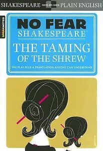 Shakespeare the Taming of the Shrew