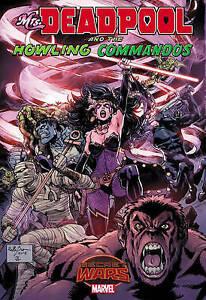 Mrs. Deadpool and The Howling Commandos (Secret Wars: Warzones!), Espin, Salvado