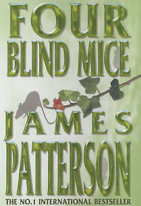 James-Patterson-Four-Blind-Mice-Book