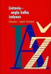 Lithuanian-English Dictionary, B. Piesarskas