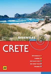 Crete by AA Publishing (Spiral bound, 2008)