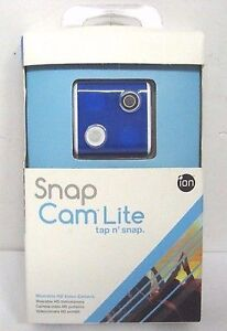 ION SNAPCAM LITE WEARABLE CAMERA