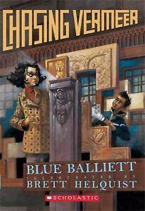 Chasing-Vermeer-Balliett-Blue-Paperback