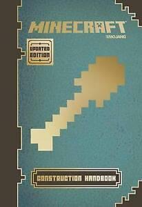 Minecraft Construction Handbook (Updated Edition) An Official M by Needler Matth