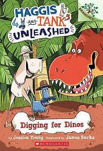Digging for Dinos By Young, Jessica -Paperback