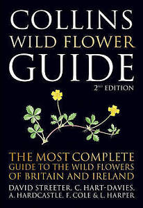 Collins Wild Flower Guide by David Streeter (Hardback, 2016)