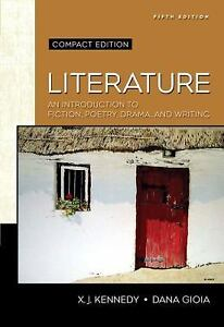 Literature for composition essay fiction poetry and drama 7th edition