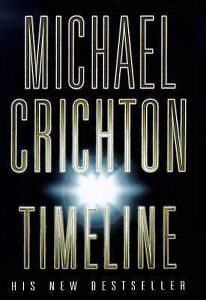Michael-Crichton-Timeline-Book