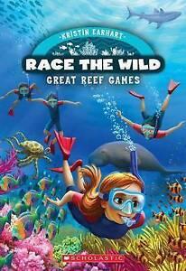 Great Reef Games By Earhart, Kristin -Paperback