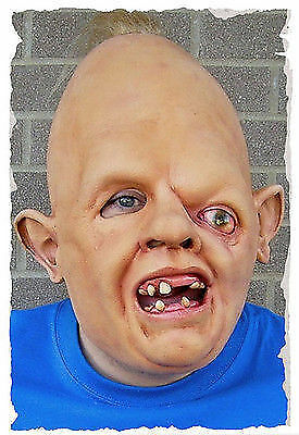 Sloth The Goonies Mask (Adult Classic Action Adventure Hero Movie The Goonies Costume Sloth)