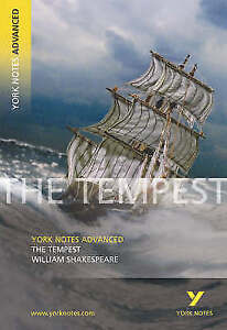 The-Tempest-York-Notes-Advanced-by-Professor-Loreto-Todd-Paperback-2003