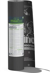 RhinoRoof Synthetic Roofing Underlayment - 1.5 rolls