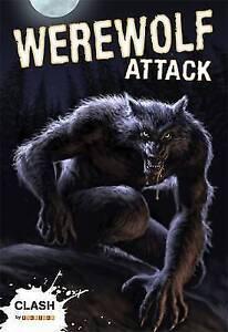 """VERY GOOD"" Townsend, John, Clash Level 1: Werewolf Attack, Book"