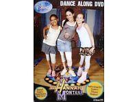 Disney Hannah Montana Dance Along DVD and Dance Mat