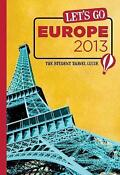 Europe Travel Book