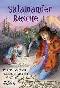 Salamander Rescue By McDowell, Pamela -Paperback