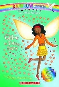 Chloe: The Topaz Fairy (Rainbow Magic: The Jewel Fairies # 4)