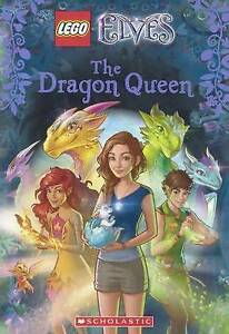 Dragon Queen (Turtleback School & Library Binding Edition) (Lego Elves Chapter B