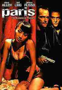 Paris the Business of Pleasure DVD