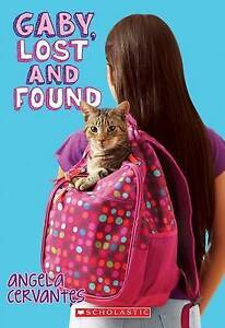 Gaby, Lost and Found by Angela Cervantes Paperback Book (English)