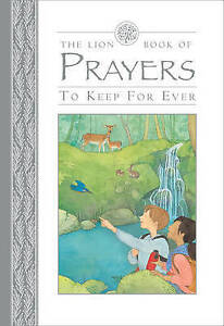 Rock, Lois-Lion Book Of Prayers To Keep For Ever  BOOKH NEW