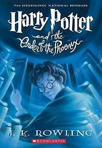 Harry Potter and the Order of the Phoenix by J. K. Rowling (Paperback, 2004)