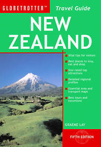 New Zealand (Globetrotter Travel Pack), Lay, Graeme, New Book