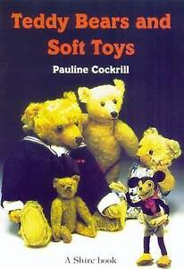 Very Good, Teddy Bears and Soft Toys (Shire album), Cockrill, Pauline, Book