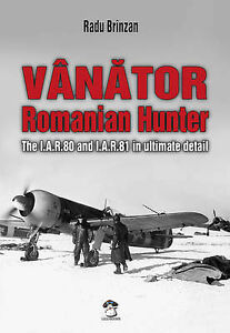 Brinzan, Radu-Vanator - Romanian Hunter  BOOK NEW