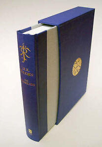 The-Silmarillion-30th-Anniversary-Tolkien-J-R-R-Hardcover-Book-NEW-97800
