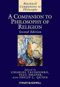 NEW A Companion to Philosophy of Religion