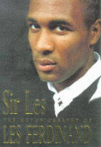 Sir-Les-Autobiography-of-Les-Ferdinand-by-Les-Ferdinand-Hardback-1997