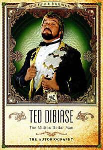 Ted DiBiase: The Million Dollar Man (WWE), Ted DiBiase, New Book