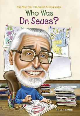 Who Was Dr. Seuss? by Who HQ; Janet B. - Who Was Dr Seuss