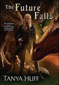 The Future Falls: Book Three of the Enchantment Emporium Huff, Tanya -Paperback