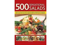 500 Sensational Salads: Recipes for Every Kind of Salad