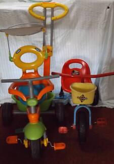 Stroller/Trikes