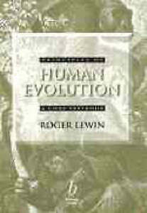 Principles of Human Evolution: A Core Textbook-ExLibrary