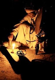 Aghori kabir Das master of black magic , witchcraft , voodoo