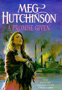 A Promise Given by Meg Hutchinson (BCA edition hardback, 1998)