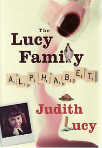 ~THE LUCY FAMILY ALPHABET by JUDITH LUCY - VGC~