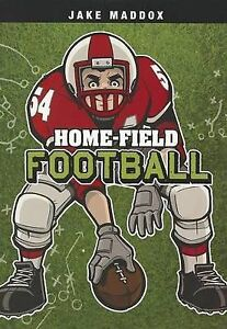 Home-Field Football by Jake Maddox (Paperback / softback, 2012)