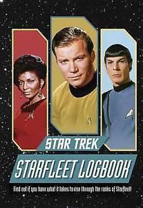 Starfleet Logbook By Black, Jake -Hcover