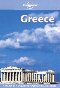 Greece (Lonely Planet Country Guides), etc., Willett, David, New Book