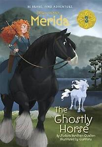 Merida #3: The Ghostly Horse By Gurihiru -Hcover