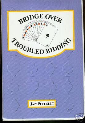 Bridge Over Troubled Bidding Pittelli Audio Books Language Partner Communication
