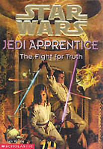 """VERY GOOD"" Jedi Apprentice - The Fight for Truth, Watson, Jude, Book"