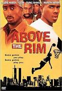 Above The Rim DVD